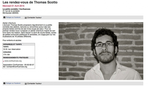 thomas rencontres blog